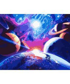 Картина по номерам Бесконечная красота 40 х 50 см (AS0103)