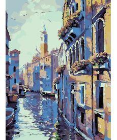 Картина по номерам Венеция 40 х 50 см (AS0253)