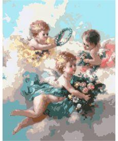 Картина по номерам Ангелы 40 х 50 см (AS0294)