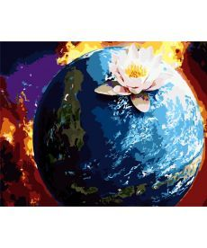 Картина по номерам Мир и гармония 40 х 50 см (AS0309)