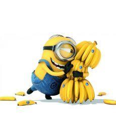 Картина по номерам Миньоны Банана 40 х 50 см (BK-GX21626)