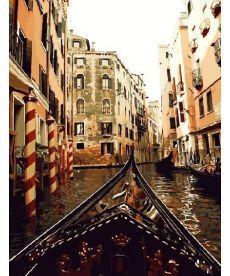 Картина по номерам По каналам Венеции 40 х 50 см (BK-GX8383)