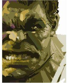 Картина по номерам Халк 40 х 50 см (BK-GX8736)