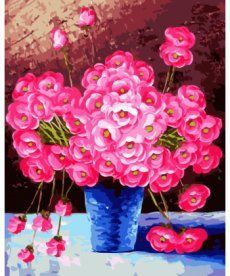 Картина по номерам Розовое облако 40 х 50 см (BK-GX9162)