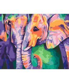 Картина по номерам Краски Индии 40 х 50 см (KH2456)