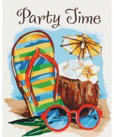 Картина по номерам Party time 40 х 50 см (KH2821)