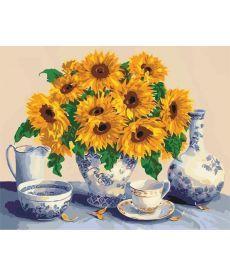 Картина по номерам Солнечный натюрморт 40 х 50 см (KH5519)