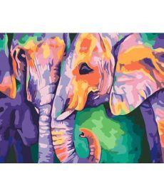 Картина по номерам Краски Индии 40 х 50 см (KHO2456)