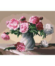 Картина по номерам Букет для тебя 40 х 50 см (KHO3001)