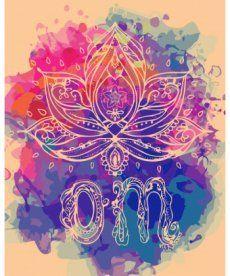 Картина по номерам Медитация 40 х 50 см (KHO5002)