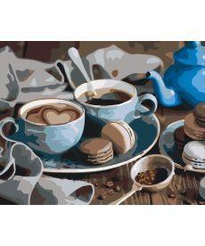 Картина по номерам Сладкое утро 40 х 50 см (KHO5521)