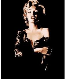 Картина по номерам Мерлин Монро 40 х 50 см (MR-Q1175)