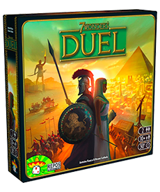 7 Wonders Duel (base game) + promo