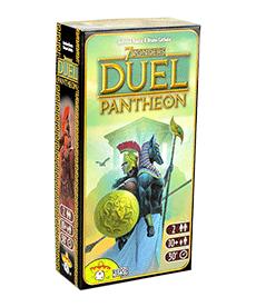 7 Wonders Duel - Pantheon (eng. ext.)