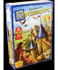 Настольная игра Carcassonne Original (новое издание)