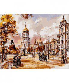 Картина по номерам София Киевская 40 х 50 см (VP048new)