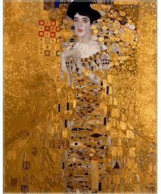 Картина по номерам Золотая Адель 40 х 50 см (VP308)