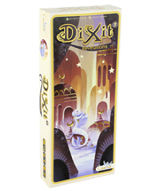 Dixit 7 (Диксит 7) + Promo card