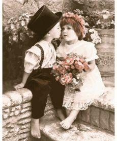 Картина по номерам Поцелуйчик 40 х 50 см (VP904)