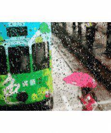 Картина по номерам Дождливый день 40 х 50 см (VP954)