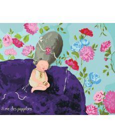 Картина по номерам Нежные бабочки Гапчинская 40 х 50 см (KNG026)