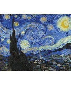 Картина по номерам Звездная ночь Винсент ван Гог 40 х 50 см (BK-GX4756)