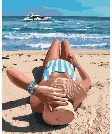 Картина по номерам Чудесное лето 40 х 50 см (KH4515)