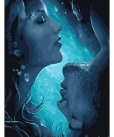 Картина по номерам Форма воды 40 х 50 см (BK-GX22207)