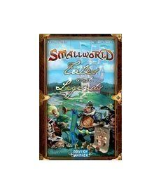 Настольная игра Small World: Tales and Legends