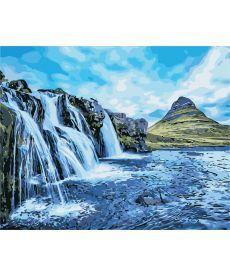 Картина по номерам Водопады 40 х 50 см (AS0387)