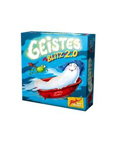Настольная игра Барабашка 2.0 рус. (Geistesblitz 2)