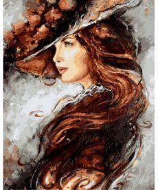 Картина по номерам Элизабет 40 х 50 см (VP1070)