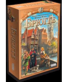 Настольная игра Брюгге