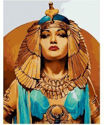 Картина по номерам Клеопатра 40 х 50 см (BK-GX22027)  - Фото 1