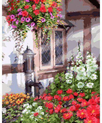 Картина по номерам Весна стучит в окно 40 х 50 см (BK-GX25510)  - Фото 1