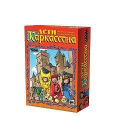 Настольная игра Дети Каркассона (новая версия)