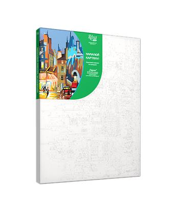 Картина по номерам Париж (без коробки) 35 х 45 см (RS-N00013083)  - Фото 1