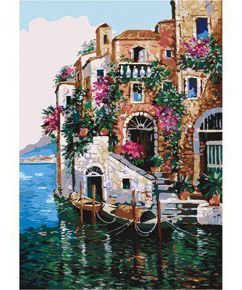 Картина по номерам Краски Тосканы 35 х 50 см (KH2736)  - Фото 1