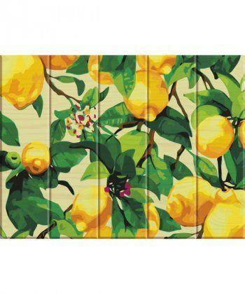 Картина по номерам Лимонное дерево 30 х 40 см (ASW011)  - Фото 1