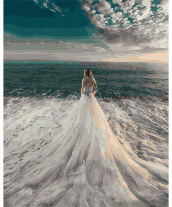 Картина по номерам Морская невеста 40 х 50 см (BK-GX25520)  - Фото 1