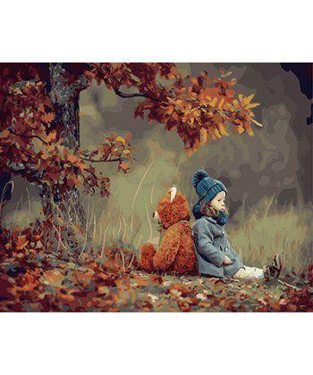 Картина по номерам Осеннее настроение 40 х 50 см (BK-GX25825)  - Фото 1