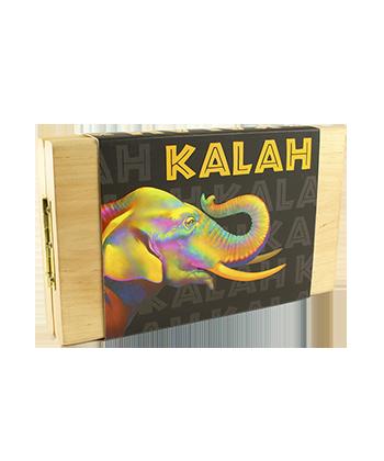 Настольная игра Калах (Kalah) с натуральными камнями