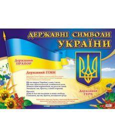 Державні символи України маленький