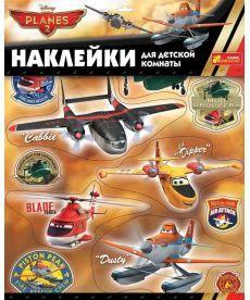 Інтер`єрні наклейки Дісней Літачки-2