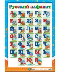 Плакат.Русский алфавит