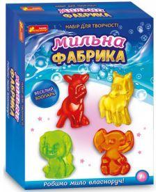 Настольная игра Мильна фабрика Веселий зоопарк