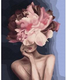 Картина по номерам Изящный цветок 40 х 50 см (BK-GX34806)