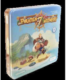Настольная игра Пірати 7 морів (Pirates of the 7 seas)