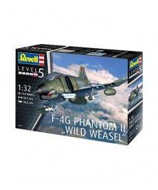 """Сборная модель-копия Revell Истребитель F-4G Фантом II """"Дикая ласка"""" уровень 5 масштаб 1:32"""
