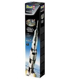 Сборная модель-копия Revell набор Ракета-носитель СатурнV миссии Аполлон 11 уровень 5 масштаб 1:96